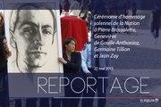 [REPORTAGE] Cérémonie d'hommage solennel de la Nation à P. Brossolette, G. de Gaulle-Anthonioz, G. Tillion et J. Zay