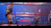The Undertaker vs CM Punk vs Batista vs Rey Mysterio Bragging Rights 2009