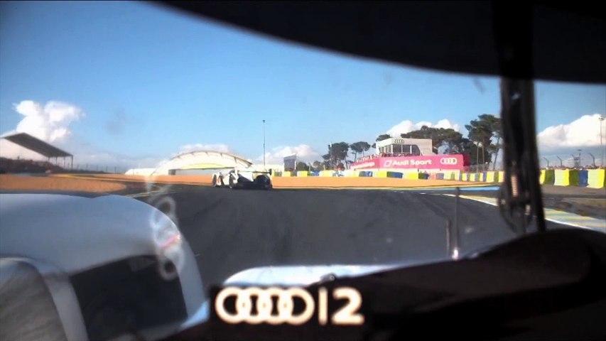 24 Heures du Mans - Un tour de circuit embarqué et commenté par les pilotes!