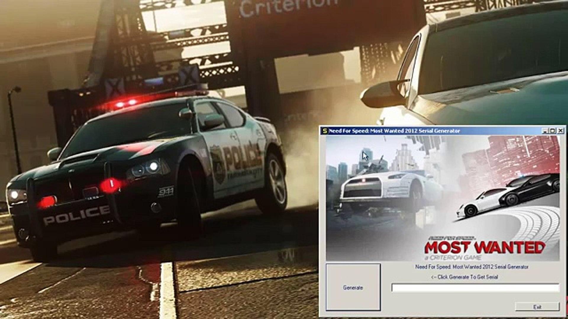 Keygen Need For Speed Most Wanted 2012 Origin