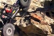 Waterfall Trail Extreme Rock Crawling