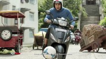 2015 Hero Maestro & Pleasure scooters (India) 'Football' very funny TV commercial