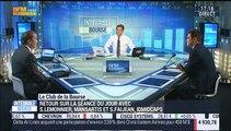 Le Club de la Bourse- Sébastien Lemonnier, Sébastien Faijean et Vincent Ganne - 27-07