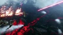 STAR WARS BATTLEFRONT Escadron de Chasseurs Gameplay (Gamescom 2015)