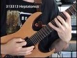 Triadic Stacking Extreme Legato Guitar Lick
