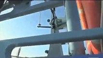 Military aircraft chasing UFOs At sea new 3/5/2015