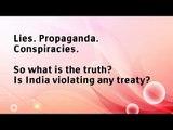 India - Pakistan Water Dispute | Part 1 - Is India Stealing Pakistan's Waters?