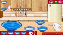Sara's cooking Class - Red Velvet Cake - Sara Cooking Class Games