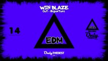 WIN BLAZE - OUT / DEPARTURE [EP] ⑭ EDM electronic dance music records 2014