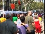MACAREL sur BarcelonaTV en OCCITAN ... l'Occitanie recue par les Catalans