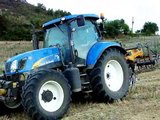 NEW HOLLAND  T6070 con ALPEGO SUPER CRAKER