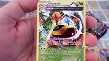 Ouverture Display Pokémon XY 7 Boosters Origines Antiques Bandit Ring Français PART 3