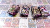 Ouverture Display Pokémon XY 7 Boosters Origines Antiques Bandit RIng Français PART 1