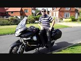 Moto Guzzi Norge GT8v 1200 Motorcycle Touring Test Ride Review - fabulouSport