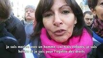 Anne Hidalgo, 1ère adjointe au maire de Paris, pour le #MariagePourTous - Projet Entourage LGBT