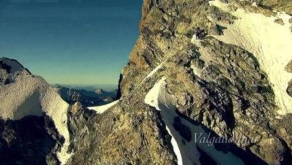 Le Valgaudemar (2ème partie), les hautes montagnes, la Chapelle.