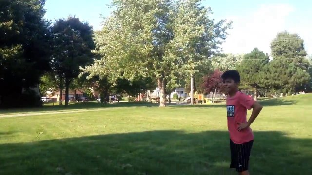 Soccer video with a mini game and a challenge