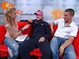 Interview mit Lukas Podolski und Bastian Schweinsteiger