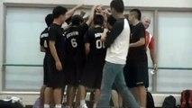 Bayview Senior Boys Volleyball - Bayview & Thornlea Secondary @ Richmond Hill High School