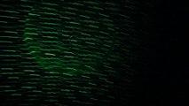 Лазерная указка Звездное небо