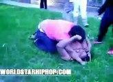 Fight between Fat girls ! Damm that's HURT .. (Street Fight)