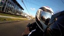 GoPro HERO 3+ / Honda CBR600RR / Ducati Streetfighter 848 & Monster 1100 evo