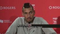 Tennis - ATP - Montréal : Kyrgios a présenté ses excuses