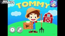 K10 Kids Games Toddler Tommy Farm Animals - Barn and Farm Animal Puzzles