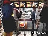 burger king vs. mcdonals's verbotene werbung