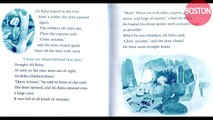 English Listening Practice - Alibaba and the Forty thieves - Audio book with subtitles