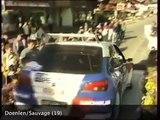 Rallye Mt-Blanc 95 Clio Maxi & 306 Maxi