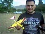 Silverlit X-Twin Turbo Fury RC Plane by m4gnetic