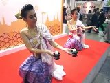 Traditional dances of Thailand -JATA Tourism EXPO Japan(ツーリズムEXPOジャパン2014)-