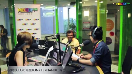 Tony Fernandes Resource | Learn About, Share and Discuss