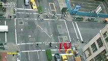 New York, webcam all'incrocio: da vedere!!!