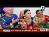 Diya Aur Baati Hum 14th August 2015 Sitaroo Ke Saath Chayi Pe Chugliya Hindi-Tv.Com