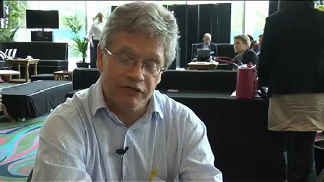 Australian CIO Summit 2013 - Speaker Interview - Hugh Durrant-Whyte - National ICT Australia