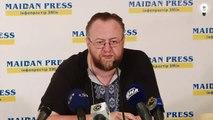 Российские активисты в Киеве: Письмо власти против присоединения Крыма к составу РФ