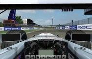 F1 challenge 99 02 hotlap Mika Hakkinen with Mclaren mp4/14 on Great Britain
