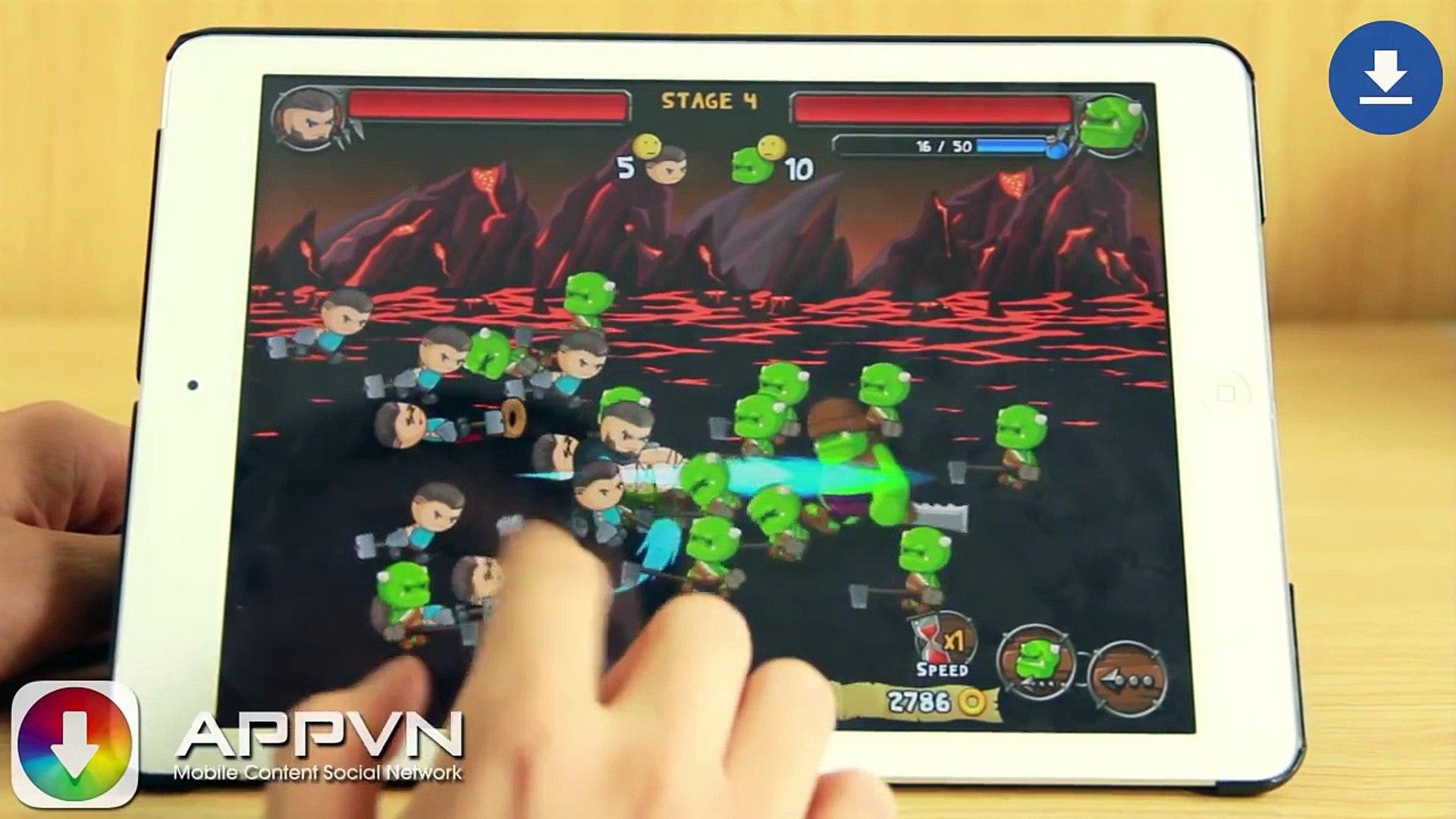 [Game] A Little War 2 - Chiến Tranh Diệt Chủng - AppStore.Vn
