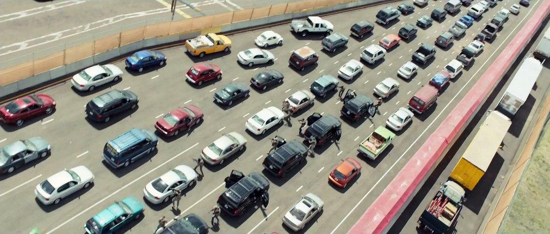 Sicario - Welcome to Juarez Trailer