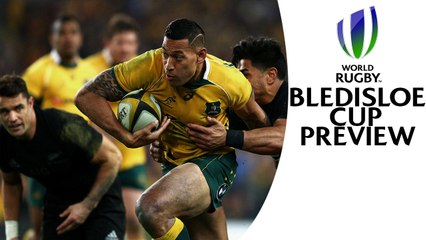 Bledisloe Cup preview: Australia aiming for 2nd win