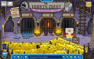 Knight's Quest 3 Medieval Party 2011 Club Penguin :)