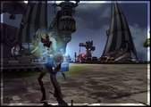 Dragon Nest Sorceress dancing | Music by Seira Kagami 加賀美セイラ Follow Me ft Sound Around