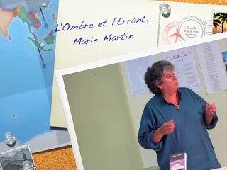 L'Ombre et l'Errant, roman de Marie Martin, chez Elan Sud