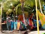 Manuel Antonio Beach Costa Rica  - A Walk w/ DP see the Beach, Restaurants and Beach