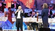 André Rieu and Gheorghe Zamfir - THE LONELY SHEPHERD - Live 6.06.2015, Bucharest