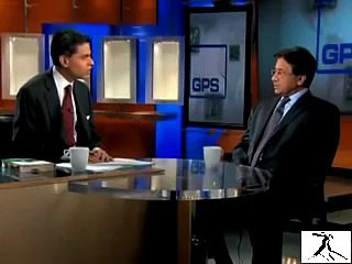 Great Insult By Pervez Musharraf of a USA TV Anchor