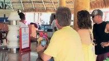Explore the Barcelo Maya Beach and Barcelo Maya Caribe Resorts