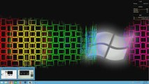 Windows8] How to install Rainmeter and The Jarvis Interface